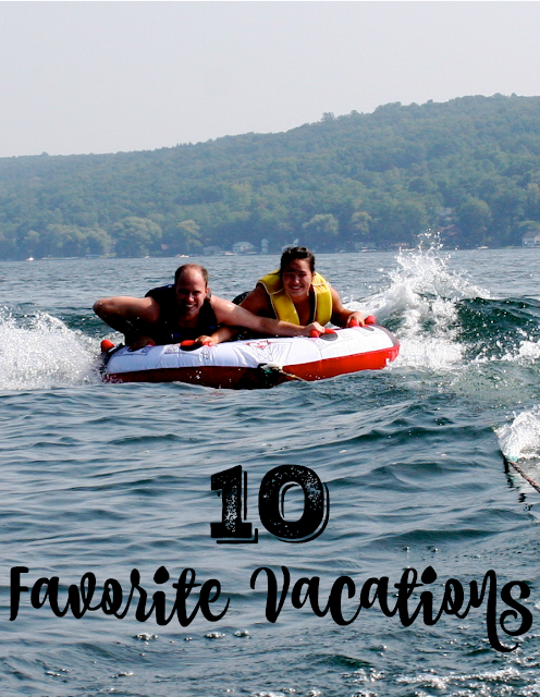 10 Favorite Vacations