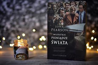 """John Pearson - """"Wszystkie pieniądze świata"""""""