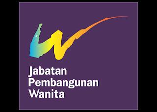 Jabatan pembangunan wanita malaysia Logo Vector