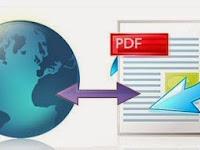 Cara Menyimpan Halaman Web Menjadi PDF