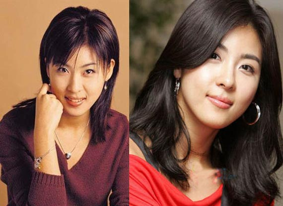Ha Ji Won Plastic Surgery Before and After Nose Job and ...