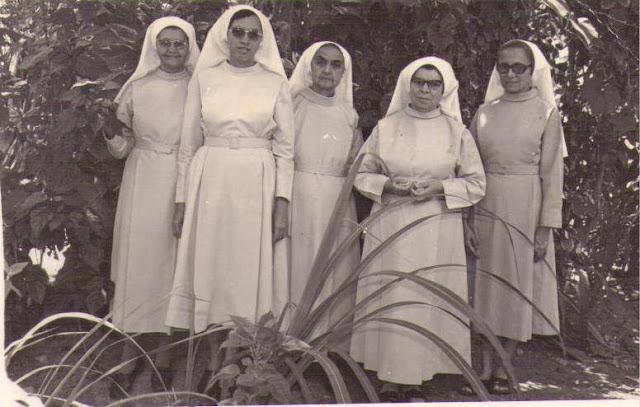 Irmãs Franciscanas Hospitaleiras - 1976