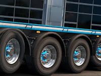 Abasstreppas Wheel Pack for Ownership Trailers