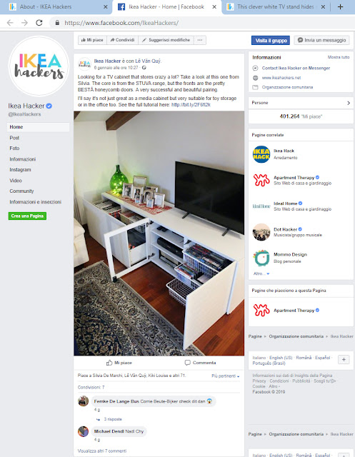 HOME SHAPED BLOG ON IKEAHACKERS