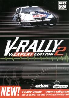 V-Rally 2 Expert Edition PC Full Español [MEGA]