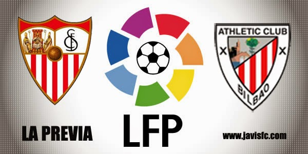 Previa Sevilla FC Vs Athletic Club de Bilbao
