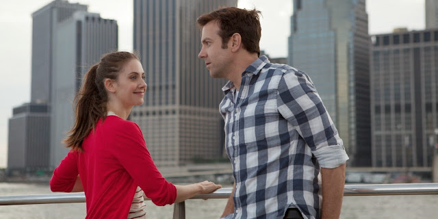 "Alison Brie and Jason Sudeikis in the underrated ""Sleeping with Other People"""