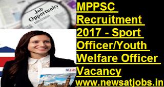 MPPSC-25-Sport-Officer-Welfare-Officer-Vacancy