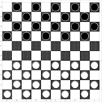 Checkers International 10x10