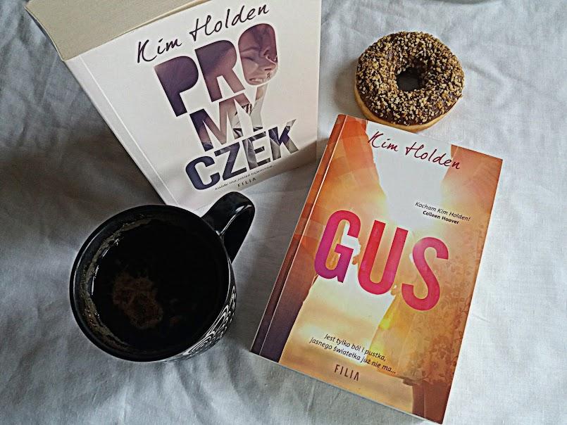"Stwórz legendę: ""Gus"" - Kim Holden"