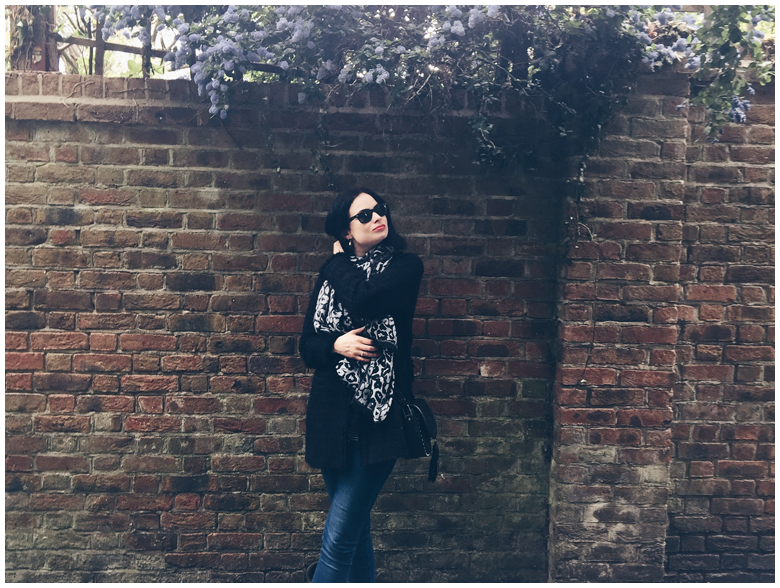travel diary, london, holland park
