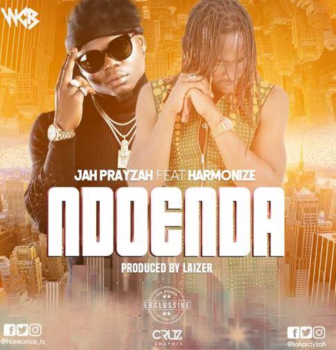 Jah Prayzah Ft. Harmonize - Ndoenda Newe
