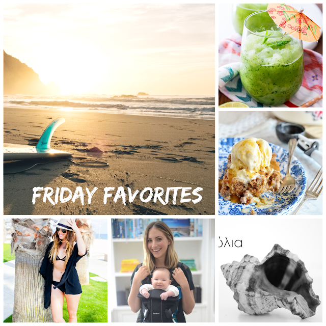 Ioanna's Notebook - Friday Favorites #19