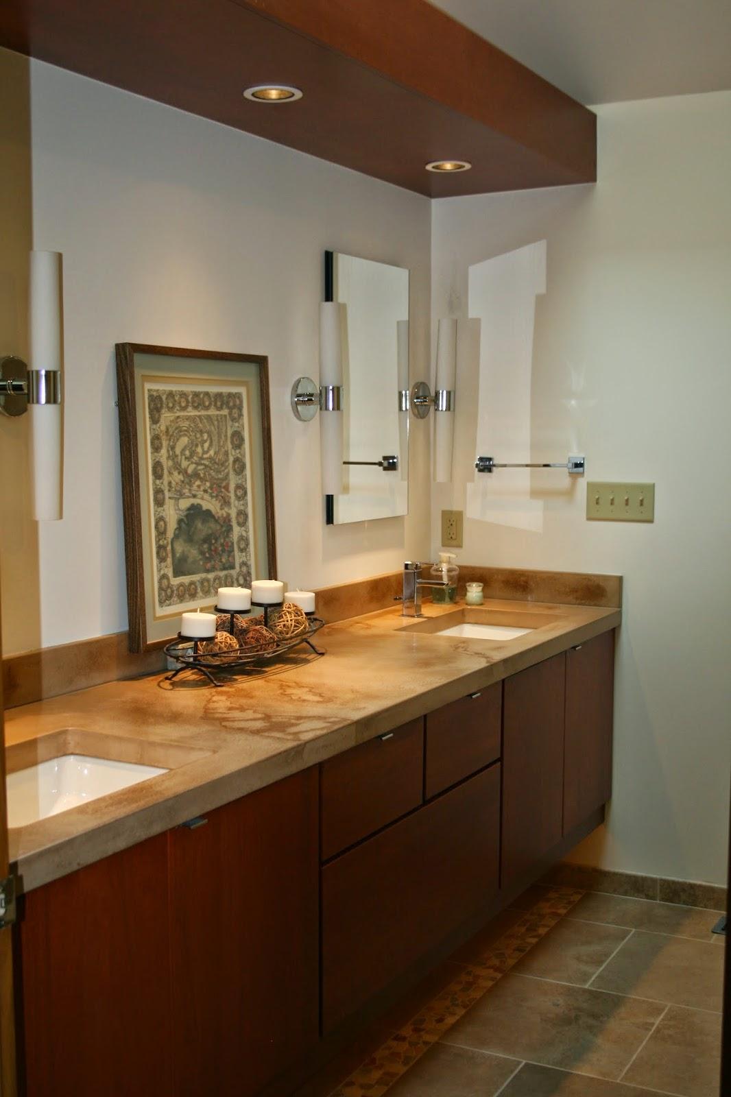 Shower Room Recessed Lights