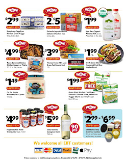 Grocery Outlet weekly specials