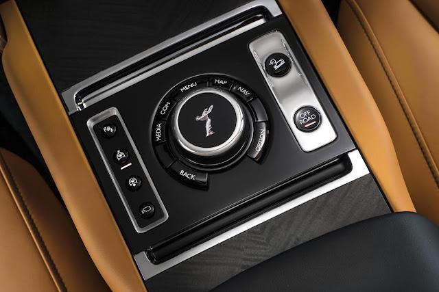 ロールス・ロイス・カリナン SUV