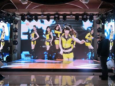 Công ty phân phối màn hình led p5 chính hãng tại quận Tân Bình