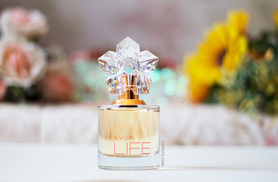 Fragrância Life for Her - Avon