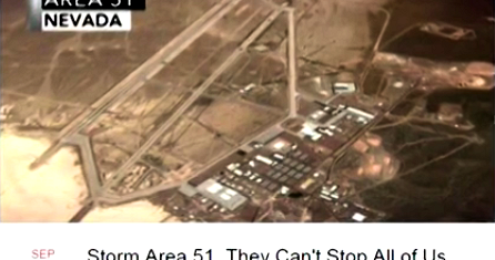 'Storm Area 51' Organizer Bails on Alienstock