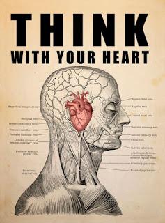 Когда в любви сердце решает вместо головы мы совершаем ошибки.