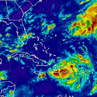 Latest NOAA Satellite Images of Florida and Caribbean