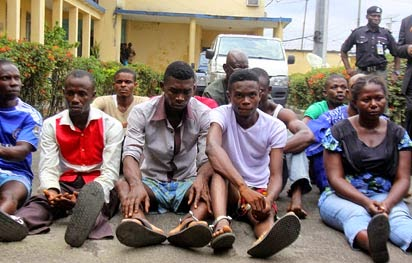 Aluu 4: Group laments delay in trial of suspects