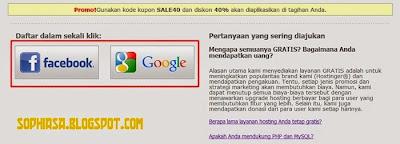 Cara Daftar Domain dan Hosting Gratis di Idhostinger untuk membuat Website