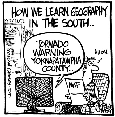 Planning And Foresight: How to Learn Southern Geography
