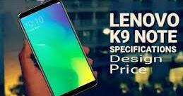 Cara Hard Reset Lenovo K9 Note Lupa Pola
