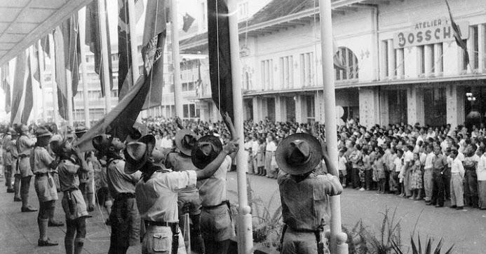 Sejarah Lahir dan Berkembangnya Nasionalisme Asia-Afrika