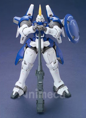 Tallgeese II OZ-00MS2 Master Grade (MG) 1/100 Model Kit New Mobile Report Gundam Wing