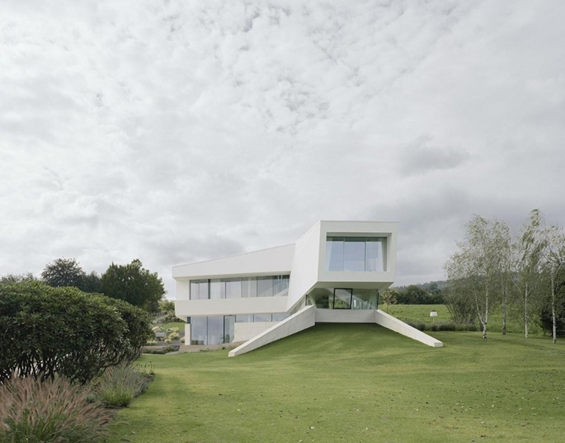 Villa Freundorf by Project A01 Architects