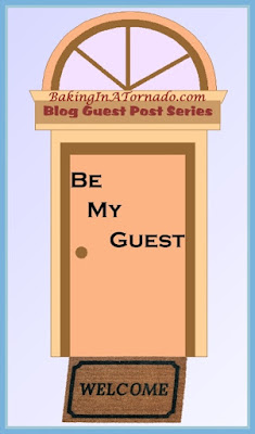 Be My Guest: A series of Guest Posts on www.BakingInATornado.com | #blogging #bloggers #MyGraphics