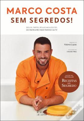 #Livros - Sem Segredos!, de Marco Costa