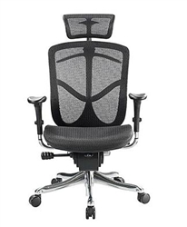 Eurotech Fuzion Seating