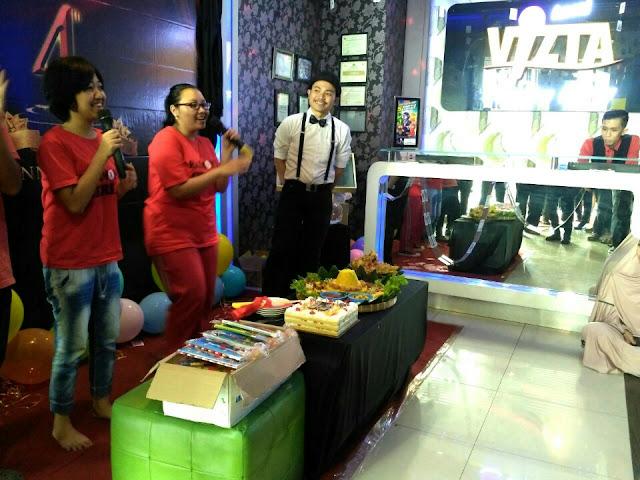 Inspirasi dari Penyandang Autis di Ultah Inul Vista The Park Mall