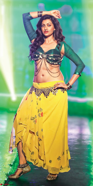 Hamsa Nandini in Item song for movie Kittu Unnadu Jagratha HD Pics 01.jpg