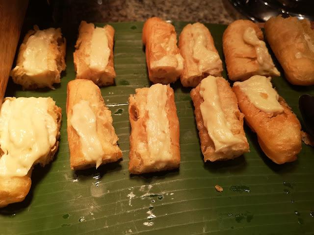 durian dough