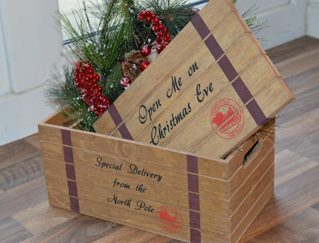 Sue Ryder Christmas Eve Boxes