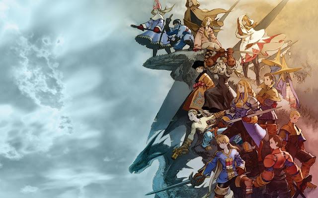 Necesitamos un nuevo Final Fantasy Tactics ¿Por qué?