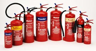 Daftar Harga Alat Pemadam Kebakaran