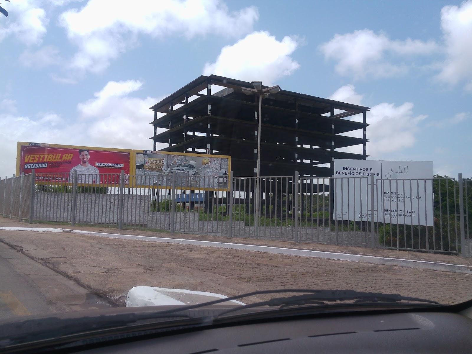 Blog do Gilberto Lima: Até quando o 'esqueleto de prédio' da Oi ...