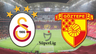 Galatasaray - Göztepe CANLI