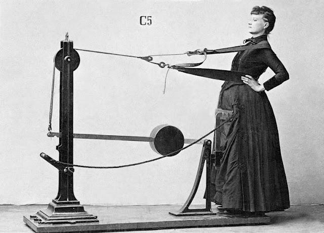 Curiosas y divertidas fotografías del Siglo XIX