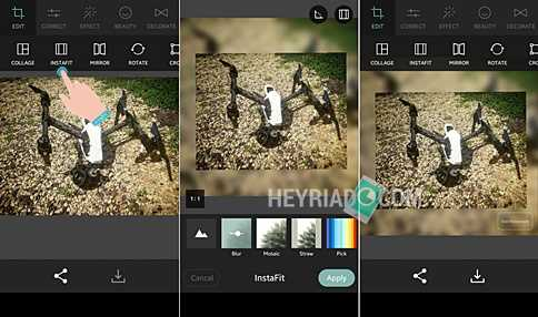 Cara Upload Foto Instagram Stories Tanpa Terpotong