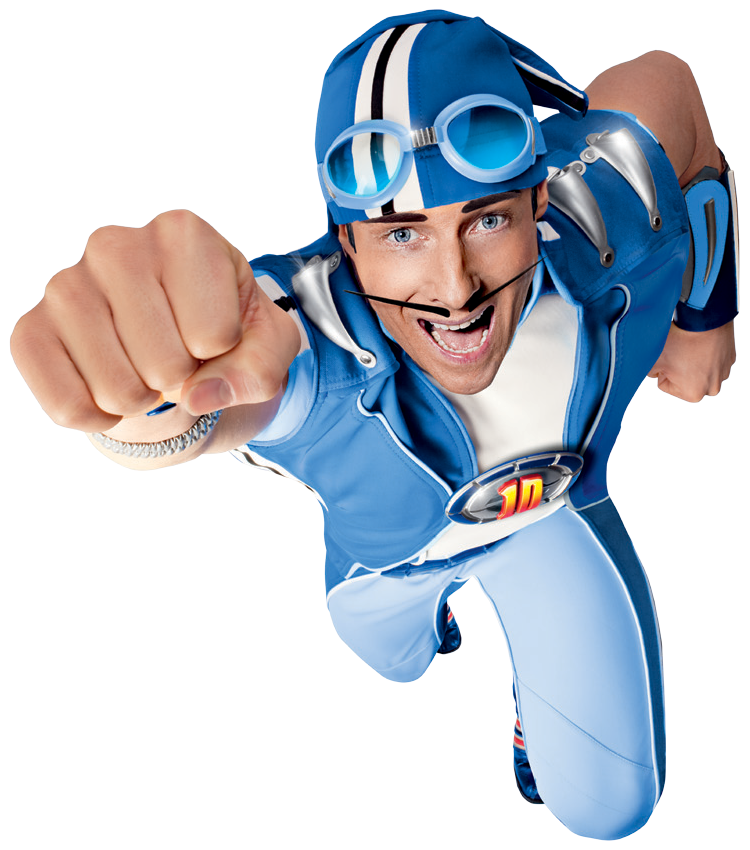 Cartoon Characters Lazytown New Pngs-8207