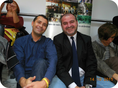 speakeri pe trepte la BookLand Evolution Craiova