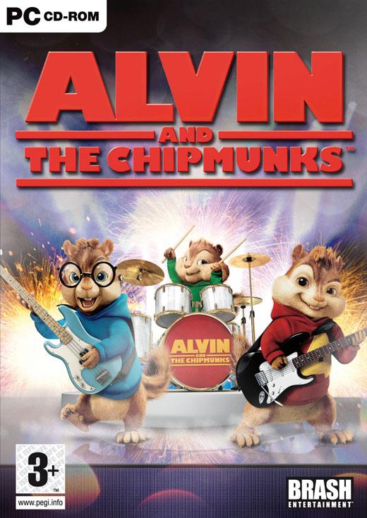Alvin Chipmunks Games Free Download Pc