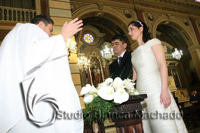 fotos de casamento em igreja