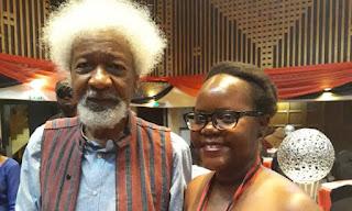 Ugandan Blogger Harriet Anena Wins 2018 Wole Soyinka Prize for Literature